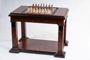 Шахматы и нарды ручной работы-предлагаю.